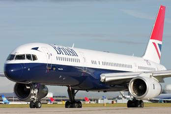 G-CPET - British Airways Boeing 757-200