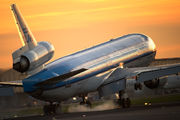 PH-KCD - KLM McDonnell Douglas MD-11 aircraft
