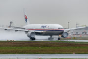 9M-MRG - Malaysia Airlines Boeing 777-200 aircraft
