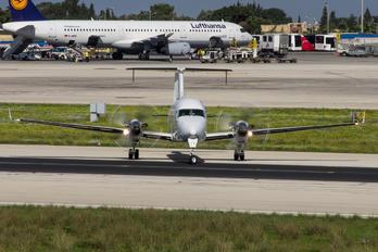 9H-AFI - Medavia Beechcraft 1900D Airliner