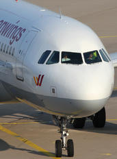 D-AGWI - Germanwings Airbus A319