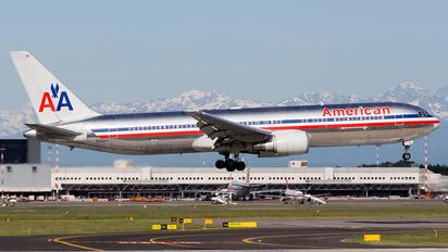 N355AA - American Airlines Boeing 767-300ER