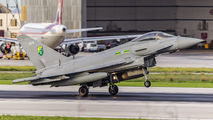 ZJ925 - Royal Air Force Eurofighter Typhoon F.2 aircraft