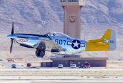NL5441V - Air Museum Chino North American P-51D Mustang aircraft