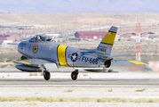 NX860AG - Private North American F-86F Sabre aircraft