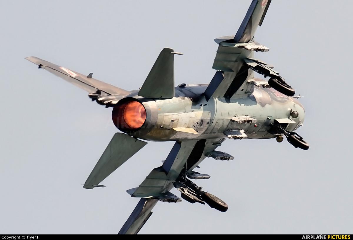 Poland - Air Force 3612 aircraft at Fairford