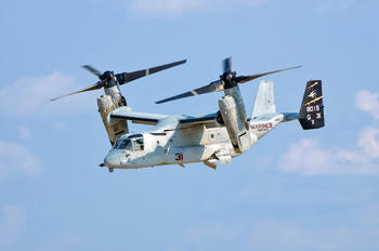 - - USA - Marine Corps Bell-Boeing MV-22B Osprey