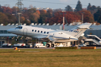 CN-RBS - Private Hawker Beechcraft 900XP