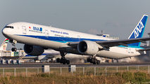 JA782A - ANA - All Nippon Airways Boeing 777-300ER aircraft