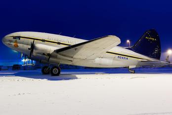 N54514 - Everts Air Cargo Curtiss C-46D Commando