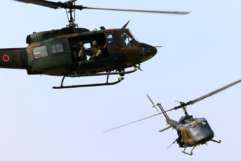 41853 - Japan - Ground Self Defense Force Fuji UH-1J
