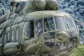 12550 - Serbia - Air Force Mil Mi-8