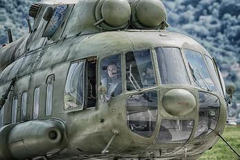 12550 - Serbia - Air Force Mil Mi-17