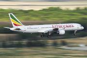 ET-ALZ - Ethiopian Airlines Boeing 757-200 aircraft
