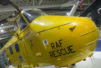 XP299 - Royal Air Force Westland Whirlwind HAR.10