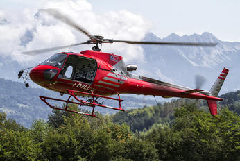 I-DYLL - EADS - Agroaviation Services Eurocopter AS350 Ecureuil / Squirrel