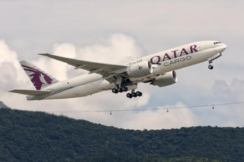 A7-BFE - Qatar Airways Cargo Boeing 777-200F
