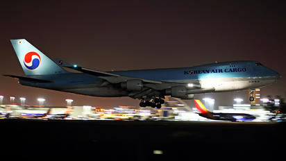 HL7601 - Korean Air Cargo Boeing 747-400F, ERF