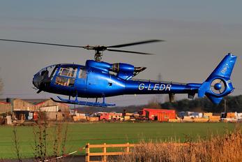 G-LEDR - Private Westland Gazelle HT.2