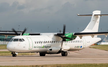 EI-REI - Aer Lingus Regional ATR 72 (all models)