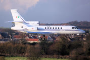 MM62026 - Italy - Air Force Dassault Falcon 50 aircraft