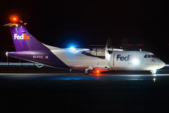 EI-FXC - FedEx Feeder ATR 42 (all models)