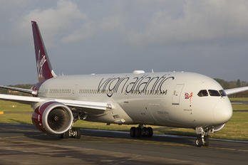 G-VNEW - Virgin Atlantic Boeing 787-9 Dreamliner