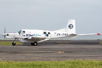 ZK-FNZ - KiwiAir Pacific Aerospace 750XL