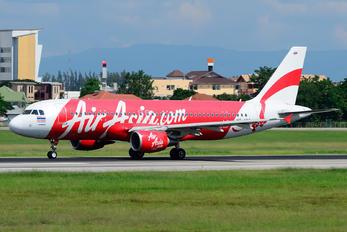 HS-ABR - AirAsia (Thailand) Airbus A320