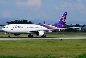 HS-TEA - Thai Airways Airbus A330-300
