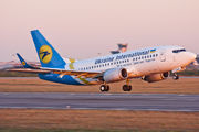 UR-GAW - Ukraine International Airlines Boeing 737-500 aircraft