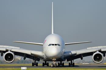 F-HPJA - Air France Airbus A380