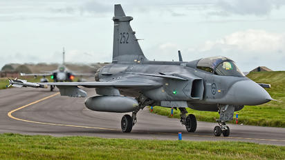 39252 - Sweden - Air Force SAAB JAS 39C Gripen