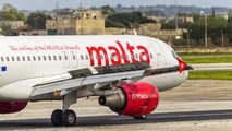9H-AEN - Air Malta Airbus A320 aircraft