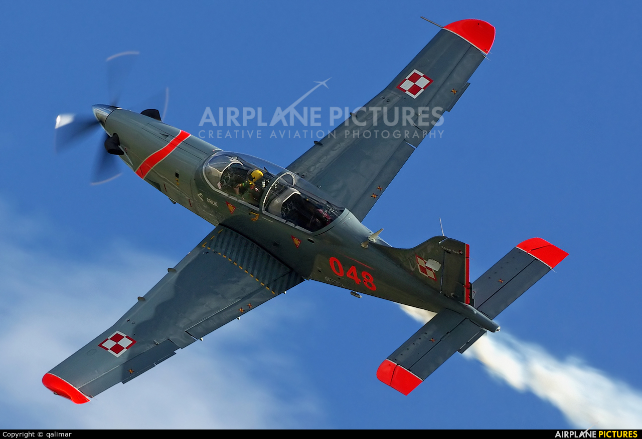 "Poland - Air Force ""Orlik Acrobatic Group"" 048 aircraft at Radom - Sadków"
