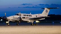 HB-GLA - Swiss Flight Services Beechcraft 200 King Air aircraft