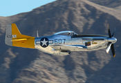 NL5441V - Air Museum Chino North American P-51D Mustang aircraft