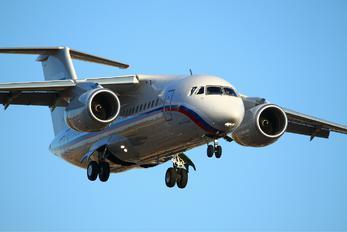 61724 - Russia - Air Force Antonov An-148