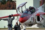 26-5807 - Japan - Air Self Defence Force Kawasaki T-4 aircraft
