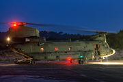 D-102 - Netherlands - Air Force Boeing CH-47D Chinook aircraft