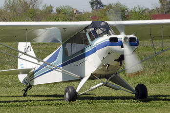 LV-XTD - Private Piper PA-11 Cub