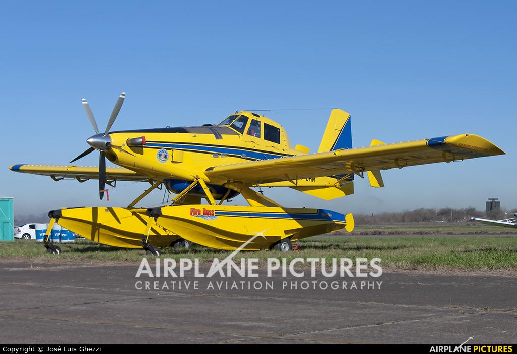 Private LV-BRM aircraft at Tandil