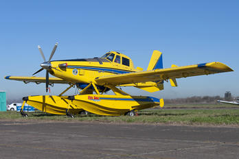 LV-BRM - Private Air Tractor AT-802