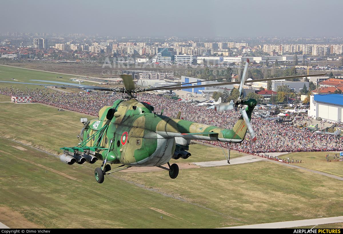 Bulgaria - Air Force 419 aircraft at Sofia