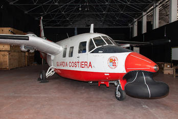 MM25165 - Italy - Coast Guard Piaggio P.166 Albatross (all models)