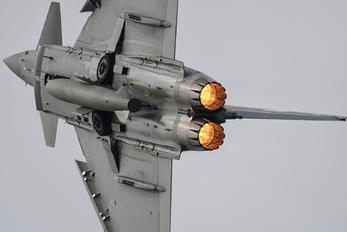 - - Royal Air Force Eurofighter Typhoon FGR.4