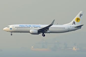 OM-GEX - Palau Pacific Airlines Boeing 737-800