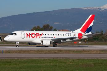 F-HBXA - Air France - Hop! Embraer ERJ-170 (170-100)