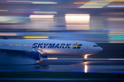 JA330E - Skymark Airlines Airbus A330-300 aircraft