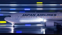 JA616J - JAL - Japan Airlines Boeing 767-300 aircraft
